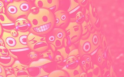 """Emojis im Social Media Marketing: Wie viele """"smiling faces with heart-eyes""""sind noch professionell?"""